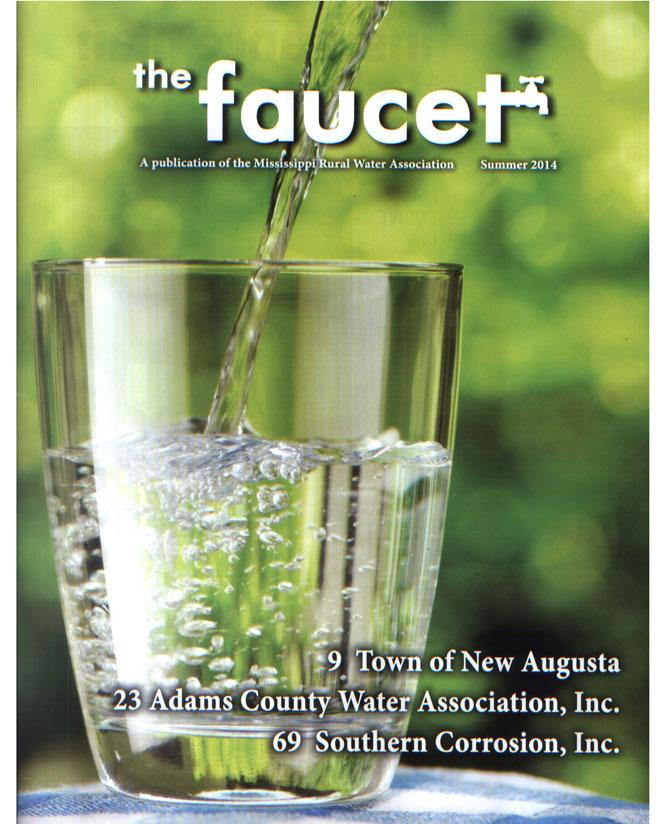 Rural Water Association Magazine P1